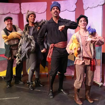 "Pushcart Players Presents ""Peter and the Wolf"" at Union County PAC"
