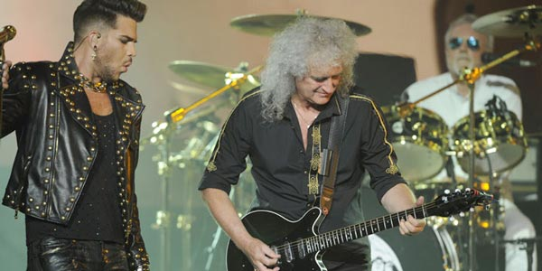 Queen + Adam Lambert To Perform At Prudential Center
