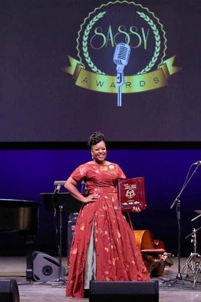 Quiana Lynell Wins 6th Annual Sarah Vaughan International Vocal Competition