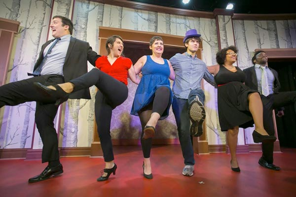Satire, Family History on Tap for RVCC Theatre in January