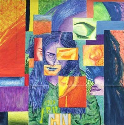 First Part of 2017 Annual Student Art Exhibition Set at RVCC