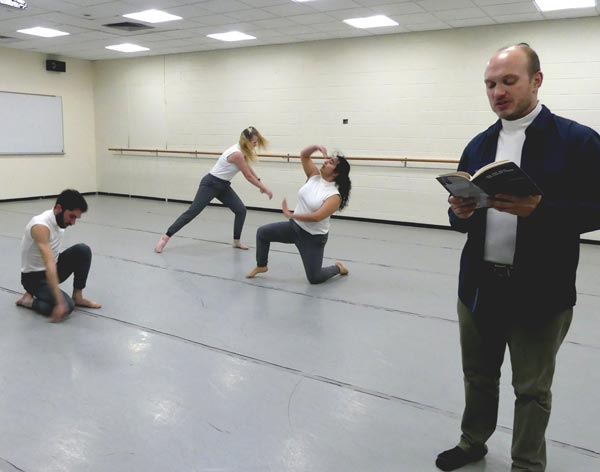 Evening of Student, Faculty Dance Performances Slated at RVCC In December
