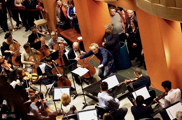 NJSO invites amateur instrumentalists to play in #OrchestraYou On March 23