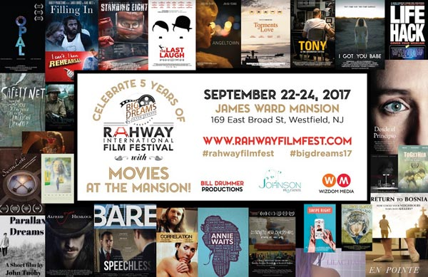 A Look At The 5th Annual Rahway International Film Festival