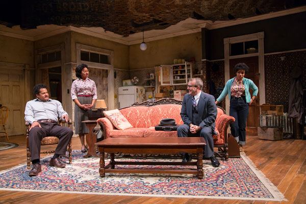 "Photo Gallery: ""A Raisin In The Sun"" at Two River Theater"