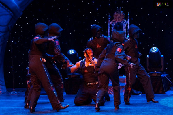 """Absolutely Terrific!"" Rhythm in the Night: The Irish Dance Spectacular LIVE! at Toms River's Grunin Center"