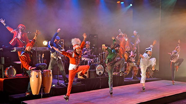 "Rhythmic Circus Brings ""Feet Don't Fail Me Now!"" to Morristown"