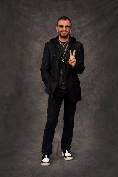 Ringo Star and His All-Starr Band To Perform at NJPAC