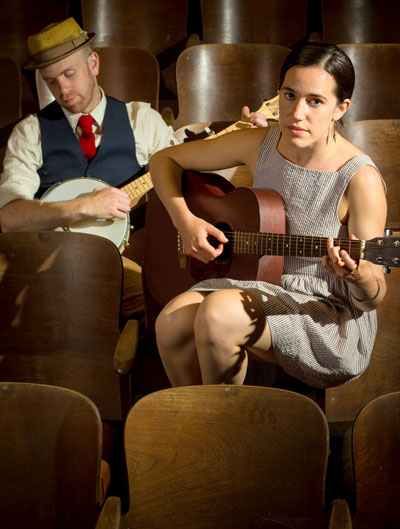 Robinson & Rohe To Perform At The Minstrel Acoustic Concert Series