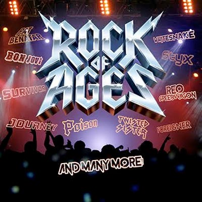 Earth Shattering Guitar Solos, Mullets, and Pole Dancing In Eagle's Rock Of Ages