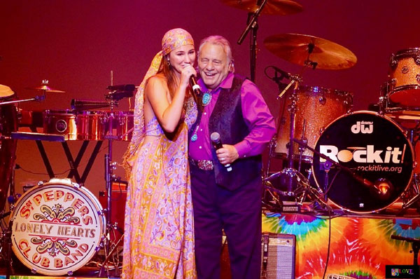 """""""This is Our Future!"""" Rockit's Summer of Love Concert at Count Basie Theatre"""
