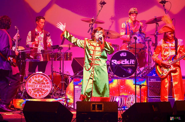 """This is Our Future!"" Rockit's Summer of Love Concert at Count Basie Theatre"