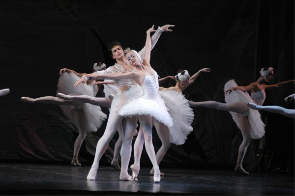 The Russian National Ballet Theatre To Present Swan Lake At Mayo