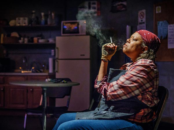 """REVIEW:"""" Skeleton Crew"""" by Premiere Stages at Kean University"""