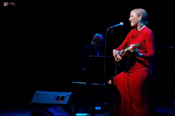 """A Breath of Fresh Air!"" Storm Large LIVE! at Toms River's Grunin Center"
