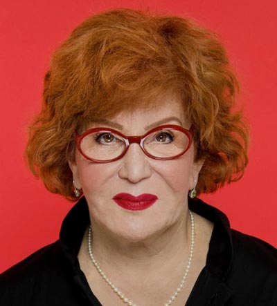 Sally Jessy Raphael To Receive 2017 Lifetime Achievement Award at Garden State Film Festival