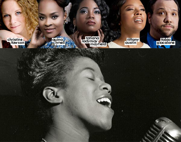 NJPAC Announces Finalists For 2017 Sarah Vaughan International Jazz Vocal Competition