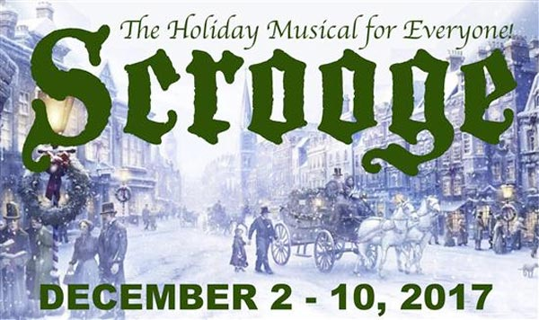Scrooge Returns to the Henderson Theater