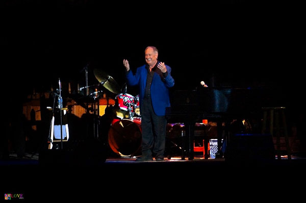 """Absolutely Wonderful"" Neil Sedaka LIVE! at Ocean Grove's Great Auditorium"
