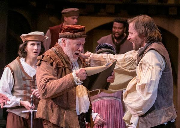 "Scenes From ""Shakespeare In Love"""
