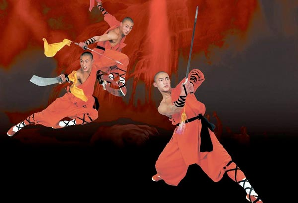 BergenPAC Presents Shaolin Warriors