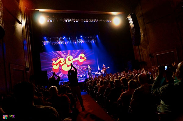 """The Fans Are All Here for the """"Spring Sixties Spectacular"""" LIVE! at the State Theatre"""