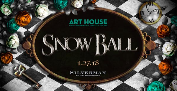 Art House Productions Presents 12th Annual Snow Ball Gala On January 27