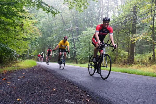 The Sourland Spectacular Bicycle Fundraiser To Take Place On  Sept. 9