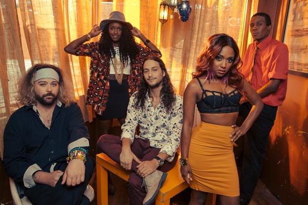 Memphis Band Southern Avenue To Perform Free Show In Asbury Park