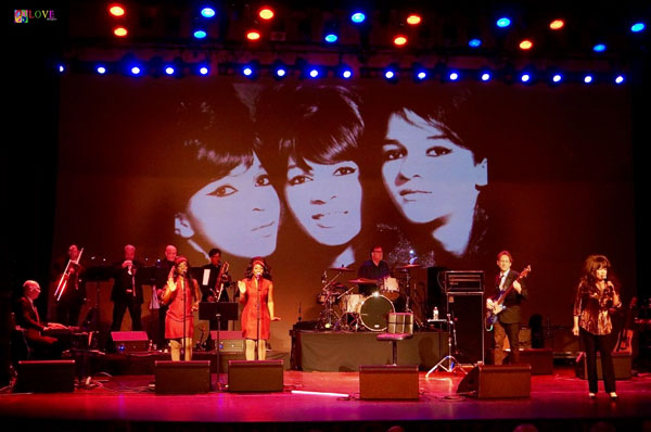 "The Bad Girl of Rock 'n' Roll is So Good in ""Ronnie Spector's Best Christmas Party Ever!"" LIVE! at The Strand"
