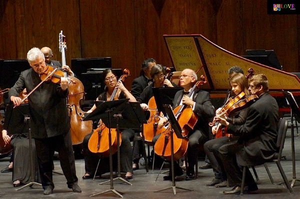 """Playing Live Music and Playing Amongst Great Musicians — There's Nothing Like It!"" An interview with Patrick Chamberlain of New Jersey Symphony Orchestra"