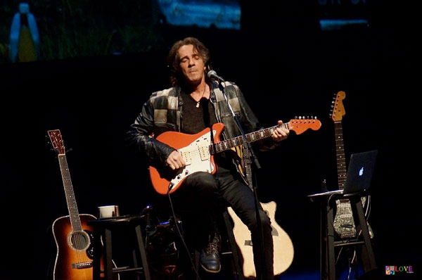 Rick Springfield's Stripped Down Tour LIVE! at BergenPAC