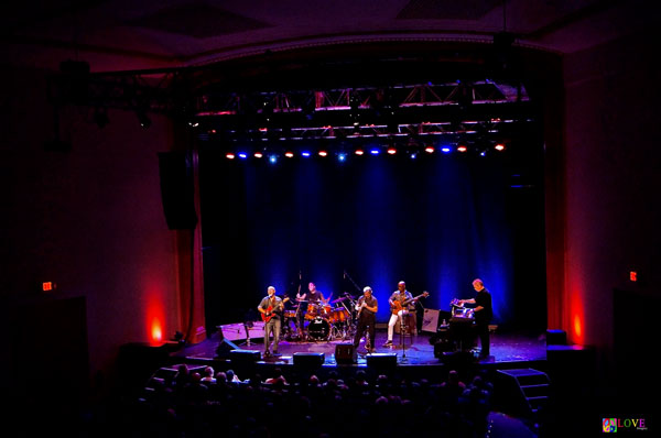 """Wonderful!"" Spyro Gyra LIVE! at the Newton Theatre"