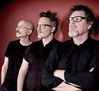Newton Theatre Presents Stick Men featuring Tony Levin, Pat Mastellotto, and Markus Reuter