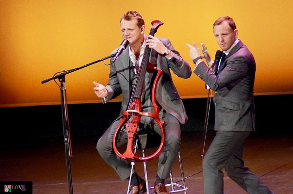 """We Just LOVE This Show!"" StringFever LIVE! at UCPAC"