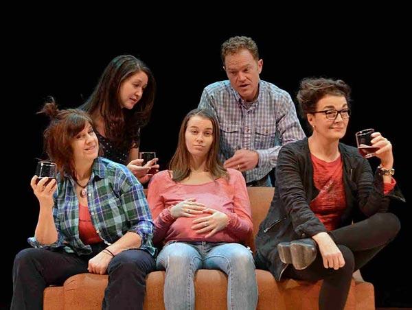 Centenary Stage Company Announces Cast Of The Surrogate