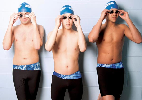 "The Newton Theatre Presents A Screening of ""Swim Team"""