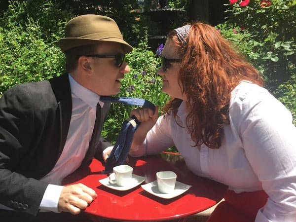 "Hudson Shakespeare Company Gives ""Taming of the Shrew"" A Retro Italian Spin"