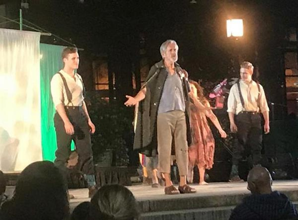 """REVIEW: """"The Tempest"""" in Bryant Park"""