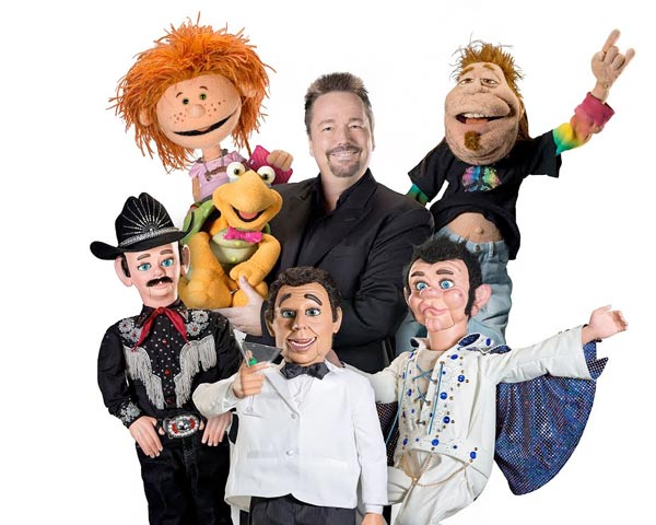 "Mayo Presents Terry Fator - Winner of ""America's Got Talent"" Season 2"