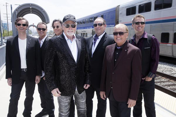 The Beach Boys To Perform In Ocean Grove's Great Auditorium