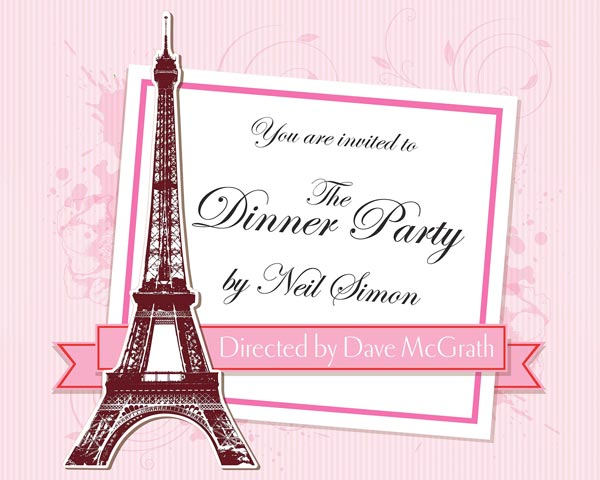 """Center Players To Present Neil Simon's """"The Dinner Party"""""""