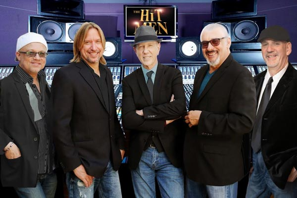 The Hit Men: Time Travel Tour Comes To BergenPAC