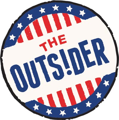 "Paper Mill Playhouse presents The East Coast Premiere of ""The Outsider"""
