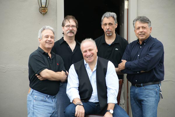 The Union County Summer Arts Festival Concert Series Presents The Vinny's