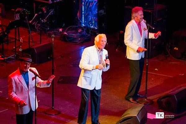Jay Siegel and The Tokens and Shirley Alston Reeves To Perform At Axelrod PAC