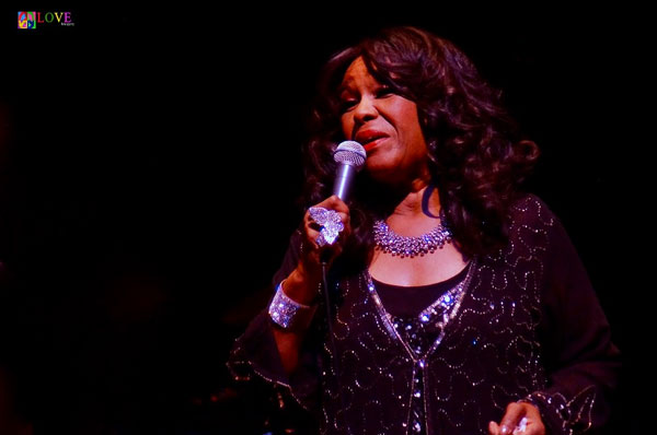 """""""Off the Charts!"""" Jay Siegel's Tokens and Shirley Alston Reeves LIVE! at Axelrod PAC"""
