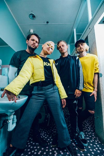 Australia's Tonight Alive to Perform At House Of Independents In Asbury Park