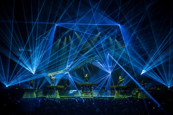 Trans-Siberian Orchestra To Perform Two Shows at Prudential Center