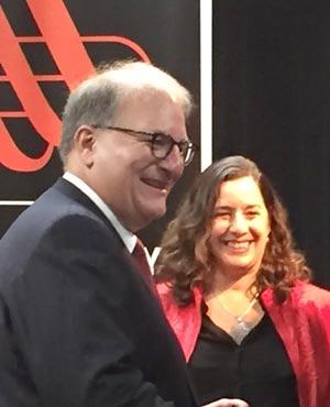 Nancy Turano, NJDTE Artistic Director, Receives NJSCA Artist Fellowship Award